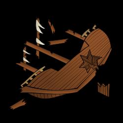 Nicubunu rpg map symbols shipwreck