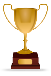 Trophy by netalloy - motorsports clip art by NetAlloy