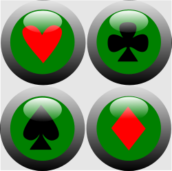 set poker buttons by pauthonic -