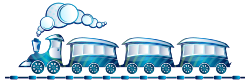 Blue Train by Viscious-Speed -