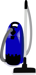 Anonymous vacuum cleaner upright