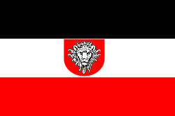 Flag of German East Africa by jzedlitz - Historic flag of the German colony