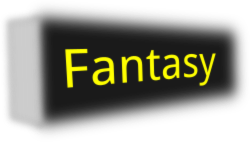 Fantasy Button by algotruneman - One of a pair of Web buttons: fantasy and science fiction