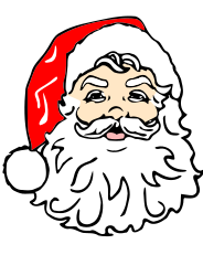 Classic Santa by zeimusu - sourced from