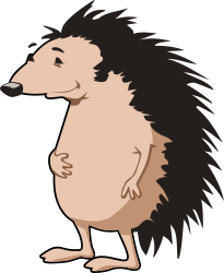 hedgehog by tzunghaor -