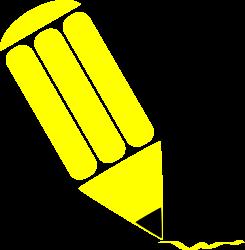 El lápiz amarillo ( the yellow pencil): Lo básico para aprender inglés en preescolar