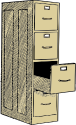 transfer cabinet by johnny_automatic - clip art, clipart, externalsource, file, file, furniture, furniture, image, media, office, office, paper, paper, png, public domain, storage, storage, svg,