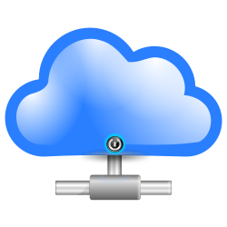 Cloud Computing by mrallowski - Cloud Computing Symbol