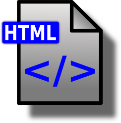 file-icon-html by jabon - inspired by surfing on the web