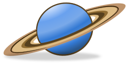 Saturn Icon by ghosthand -