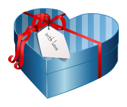 Valentines Day - Gift Box 2 by gnokii -