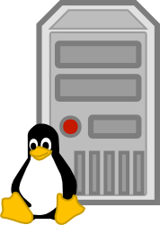 Server - linux by cyberscooty -