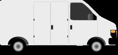 Generic van passenger side