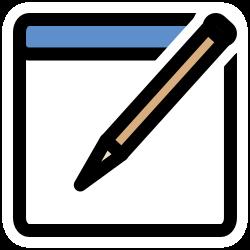 Primary form edit