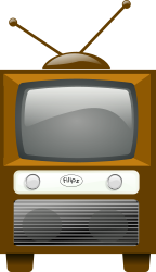 Antique Television by rg1024 -
