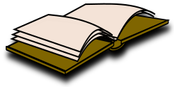 book icon by Farmeral - An icon of a book. (knowledge)