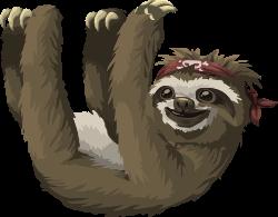 Inhabitants npc sloth