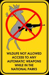 Wildlifeaccessweapons