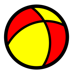 Ball icon by pitr -