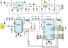 Computer circuit layout