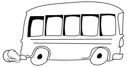 bus by drunken_duck - cartooning bus