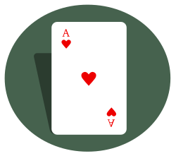 Ace of hearts by beakman - 6:4 Ace of heart
