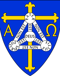 Anonymous coat of arms of anglican diocese of trinidad