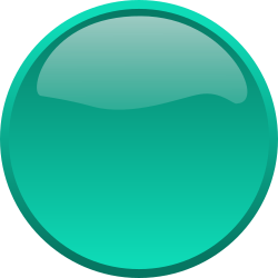 Button Cyan by Anonymous - A cyan button by Benji Park. From old OCAL site.