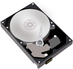 Hard disk Harddisk HDD by sagar_ns - Hard Disk