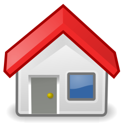 tango go home by warszawianka - Home icon from <A href=