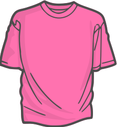 DigitaLink_Blank_T-Shirt_2 by youngheart80 - Rework of blank t-shirt so that a solid color can be applied to the shirt.