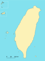 Taiwan Map by antontw - The map of Taiwan.