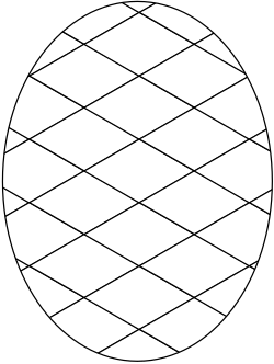 pattern diamond outline by pitr - Based on traditional japanese pattern (hidhi).