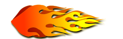 flame by netalloy - Automotive clipart by NetAlloy