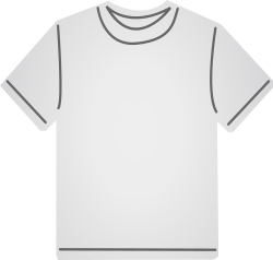 T-shirt white by shokunin - white t-shirt