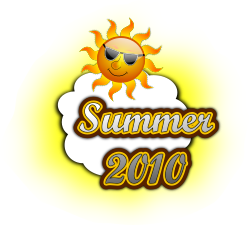 Summer 2010 by inky2010 - Summer 2010 Logo