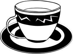 Fast Food, Drinks, Tea, Cup by Gerald_G - This Clip Art is part of a fast food menu set. Search for
