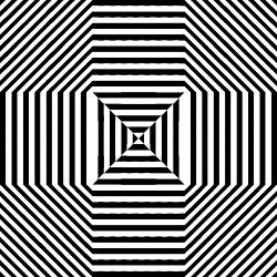 Dizzy stripes