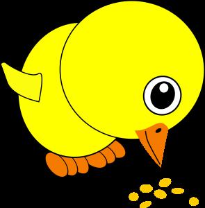 Soy monitor y sé de todo: Canción infantil el pollito arroz
