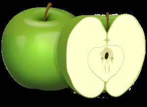 好吃的蘋果