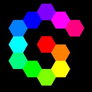 Clipart Of A Rainbow