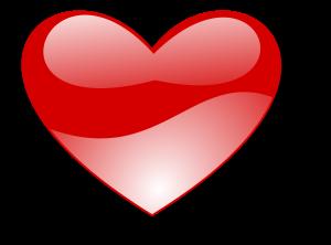Clipart - love Indonesia