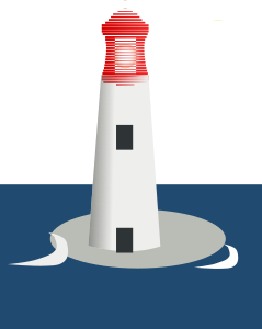 Clipart - lighthouse