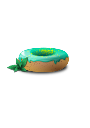Clipart Donut