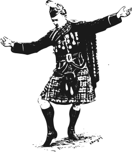 highlander from openclipart