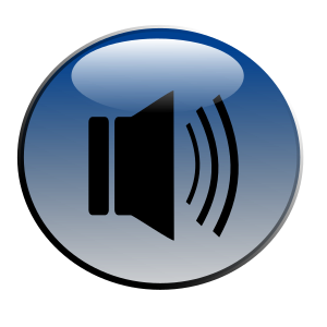 Clipart audio icon