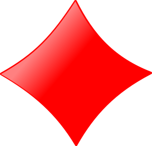 Card symbols: Diamond