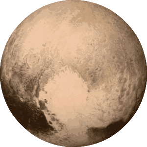 pluto planet png - photo #13