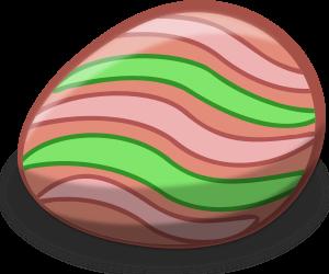 Clipart - Easter egg 2