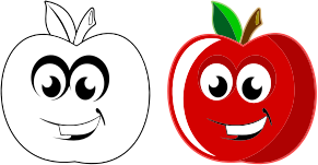 https://openclipart.org/image/300px/svg_to_png/231064/Anthropomorphic-Apple.png